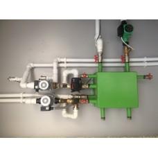 Гидрораспределительный узел для ECO 15-50