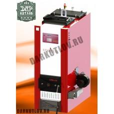 Unilux КУВ-15БА  Котёл угольный (твердотопливный) автоматический  на 15 кВт ( кожухом)
