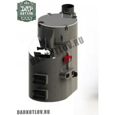 Угольный (твердотопливный) котёл длительного горения Unilux КУВ-400ДГ  на 400 кВт